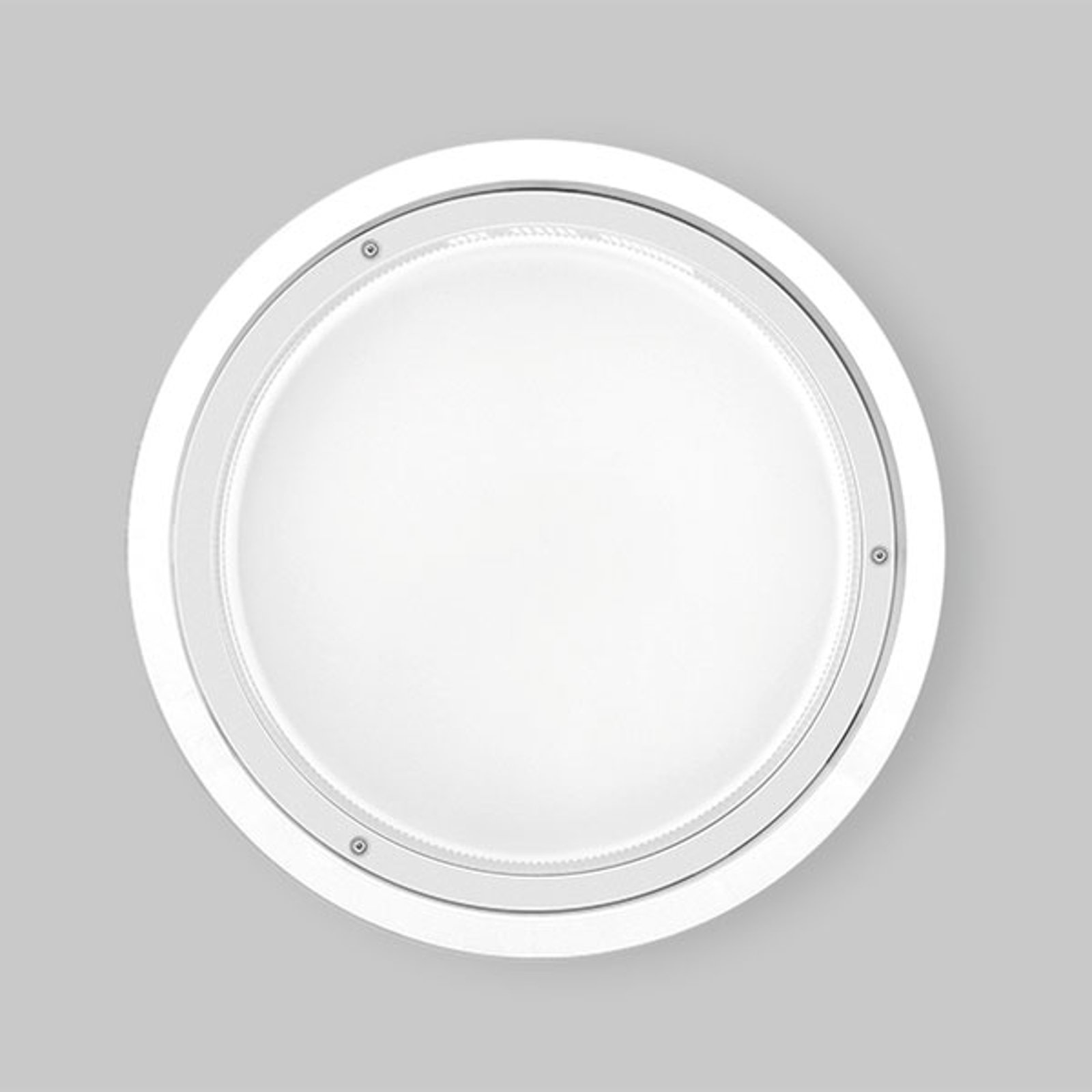 Vegglampe Multi+ 30 PC, bruddsikker, 16 W, 4 000 K