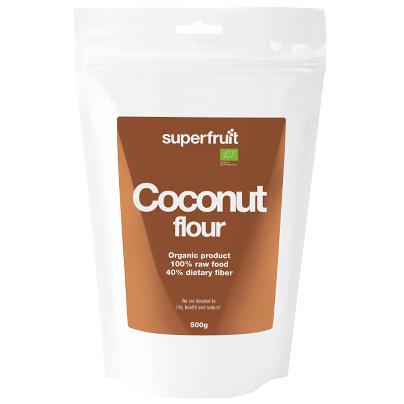 Eko Kokosmjöl 500g - 30% rabatt