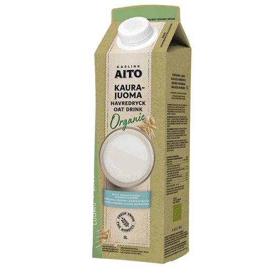 Luomu Kaurajuoma - 41% alennus