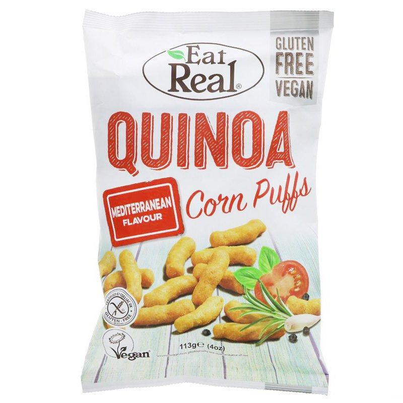 Quinoa Puffs 113g - 50% rabatt