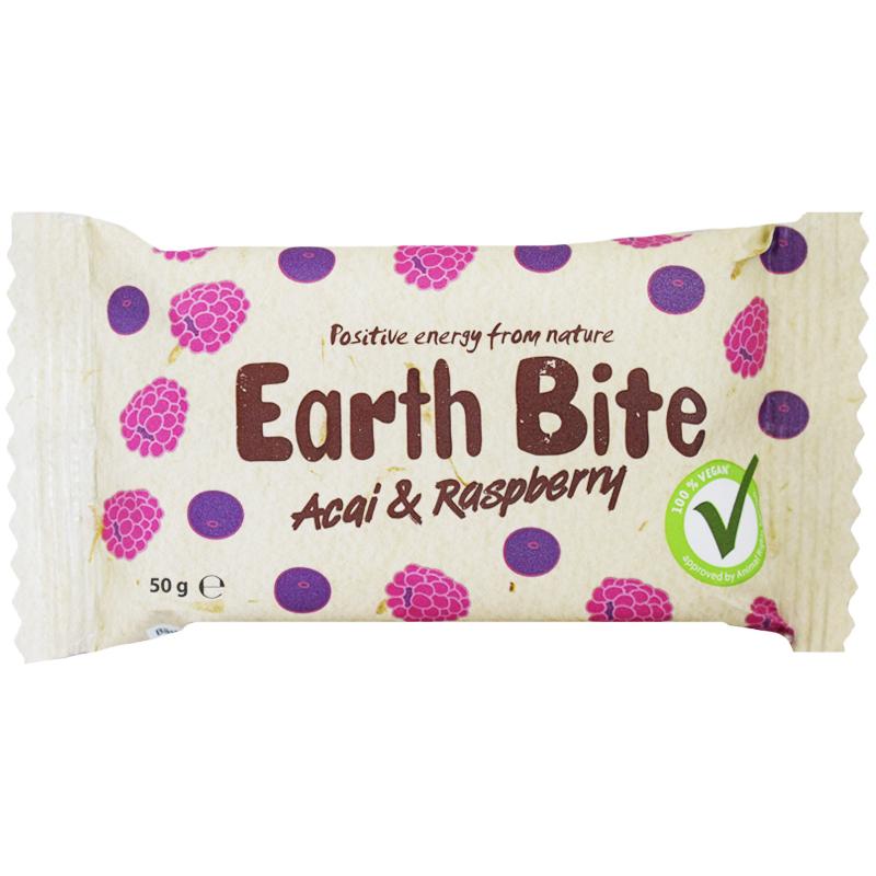 """Eko Bar """"Acai & Raspberry"""" 50g - 65% rabatt"""