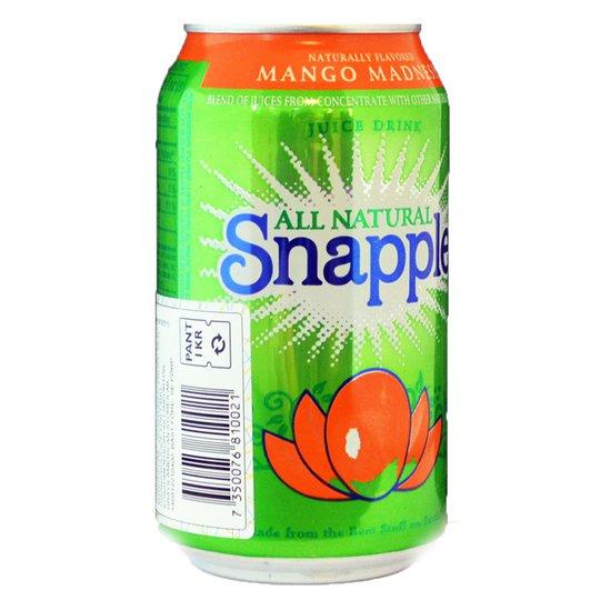 Snapple Mango madness - 44% rabatt