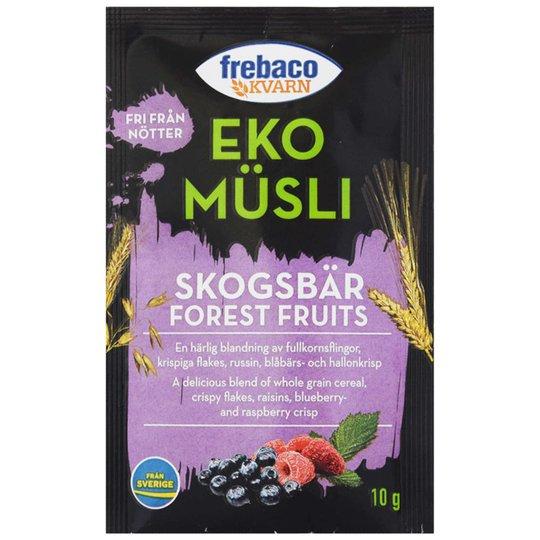 Eko Müsli Skogsbär - 23% rabatt