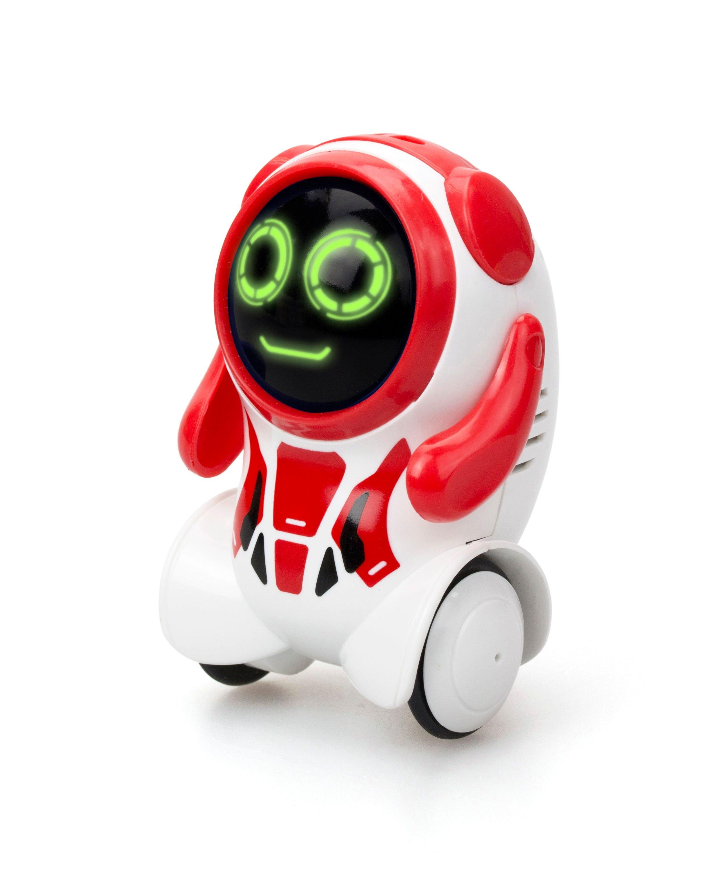 Silverlit - Pokibot Round Robot - Red