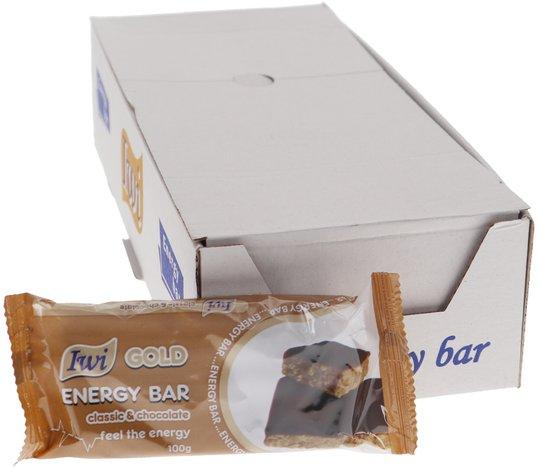 Energibars Choklad 15-pack - 75% rabatt