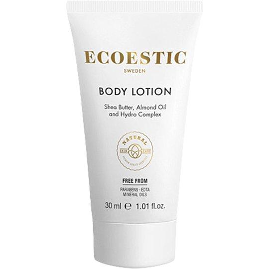 ECOESTIC Body Lotion, 30 ml ECOESTIC Vartaloemulsiot