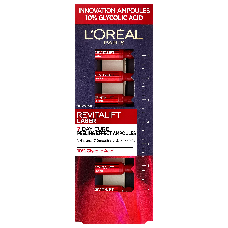 L'Oréal - RVL Laser 7-day Resurfacing Ampoules 7 x 1 ml