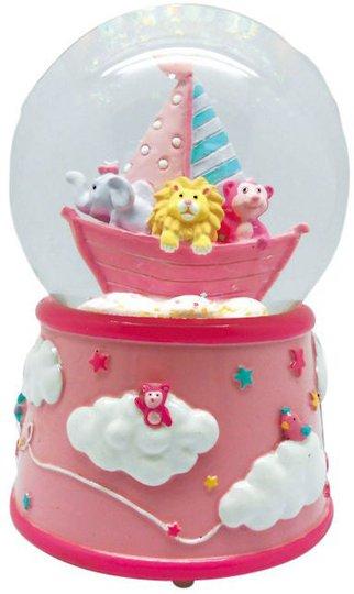 Spieluhrenwelt Kule Baby, Rosa