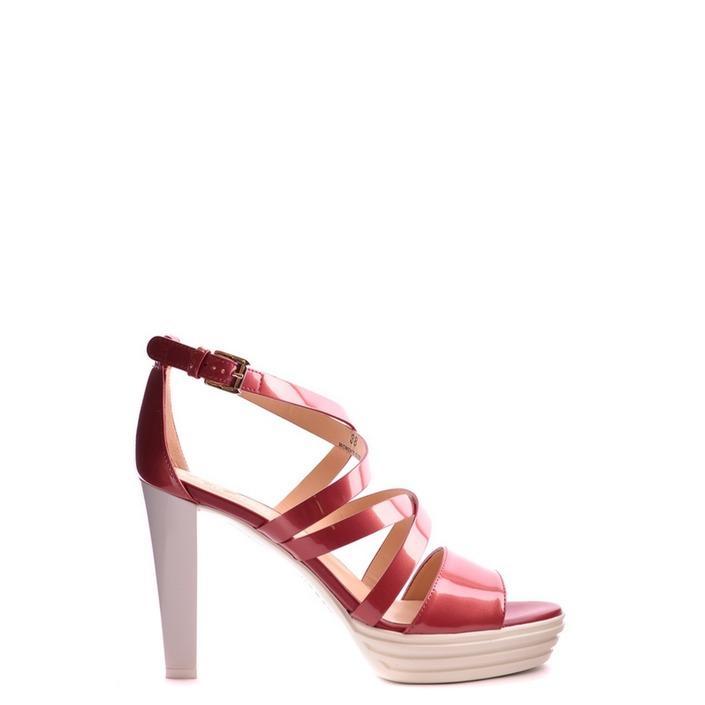 Hogan Women's Sandal Bordeaux 164292 - bordeaux 39