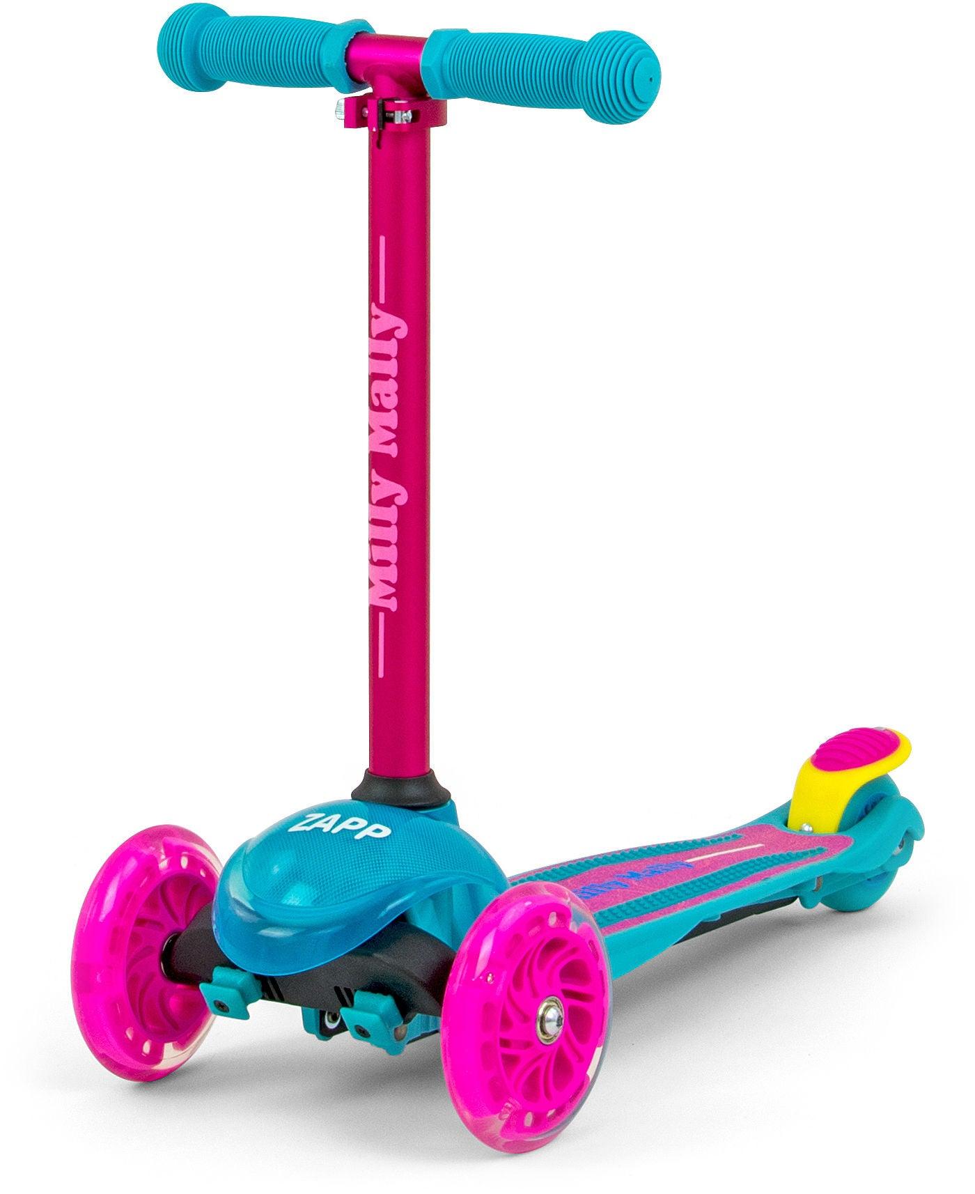 Milly Mally Zapp Scooter, Rosa