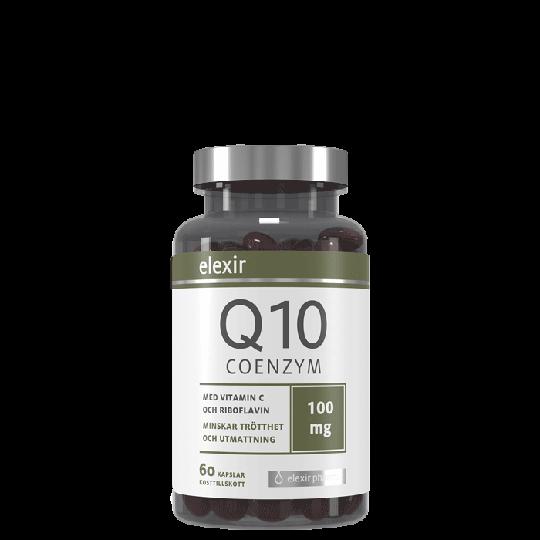 Coenzyme Q10, 60 kapselia