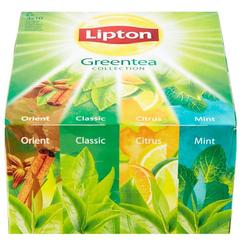 Te Greentea Collection - 24% rabatt