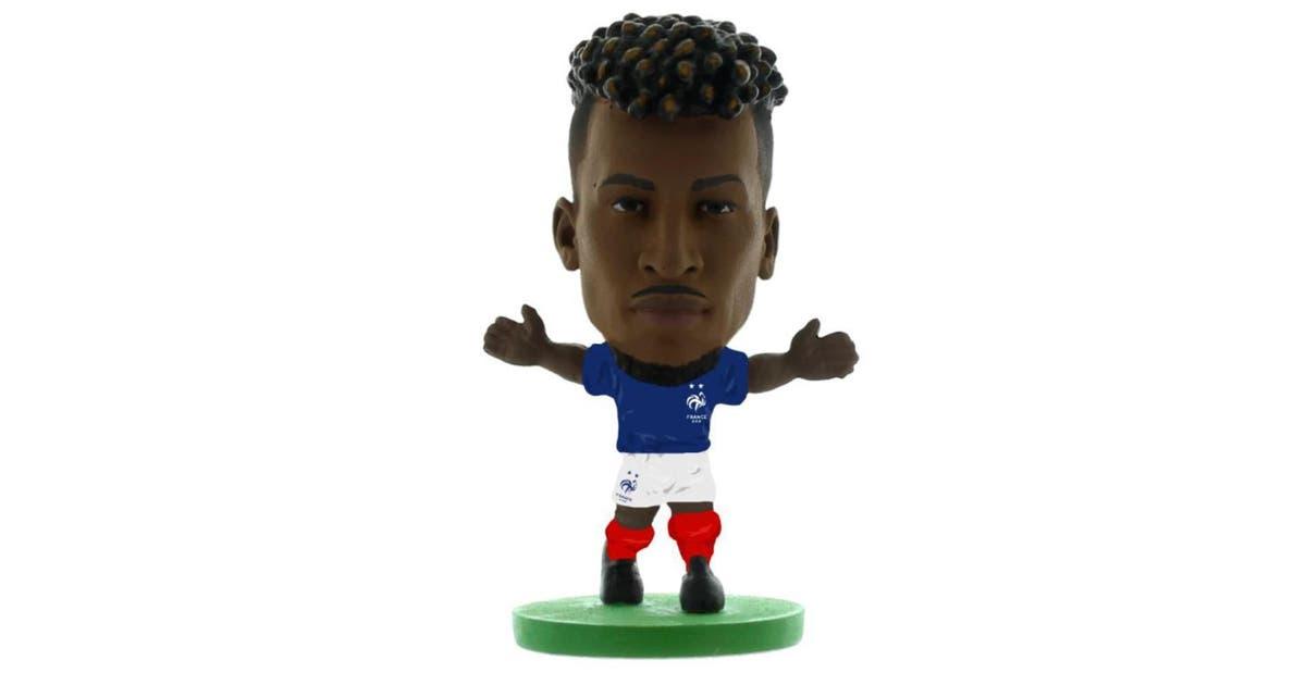 Soccerstarz - France Kingsley Coman (New Kit)
