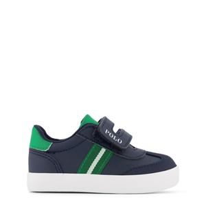 Ralph Lauren Niall Sneakers Navy 21 (UK 4.5)