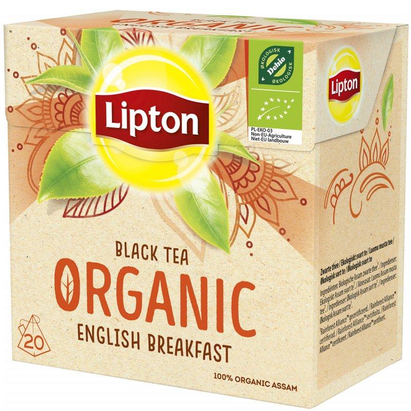 Eko Te English Breakfast - 24% rabatt