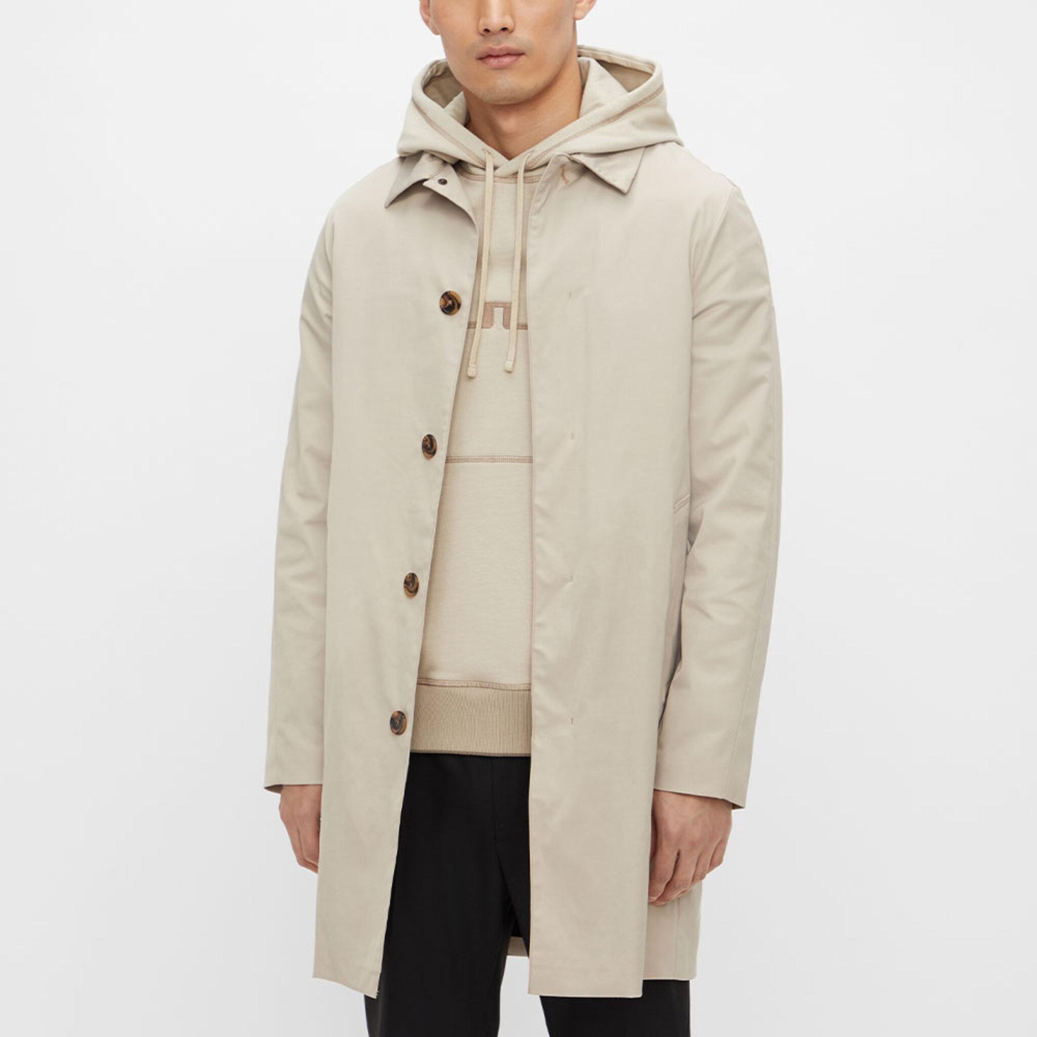 Cane Micro Twill Coat