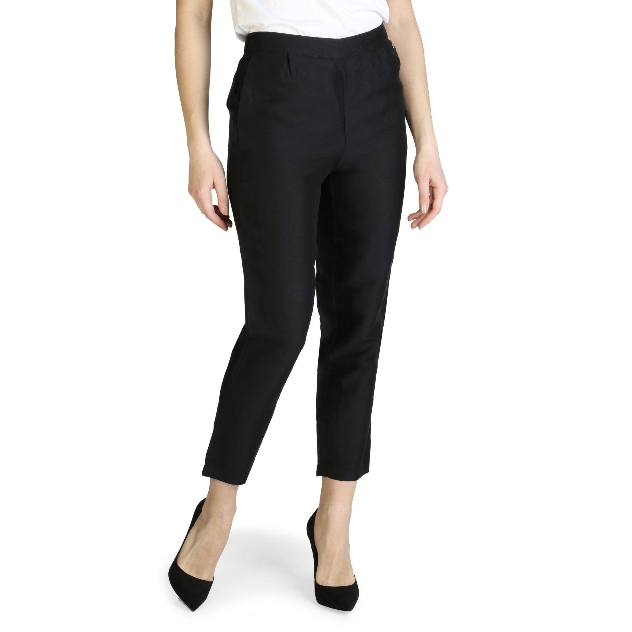 Armani Exchange Women's Trouser Various Colours 3ZYP19_YNBBZ - black-1 12