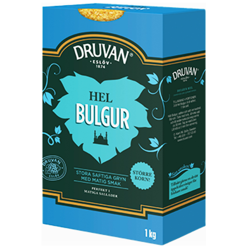 Bulgur Hel - 37% rabatt