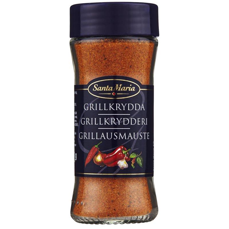 Kryddblandning Grillkrydda 61g - 53% rabatt