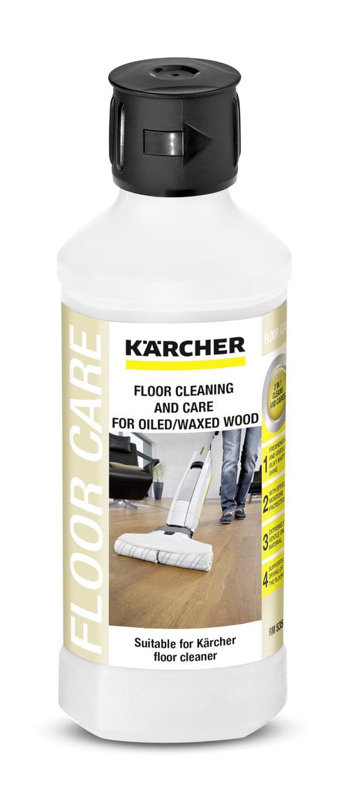 Kärcher Floor Detergent Oiled/waxed Wood Tillbehör Til Dammsugare