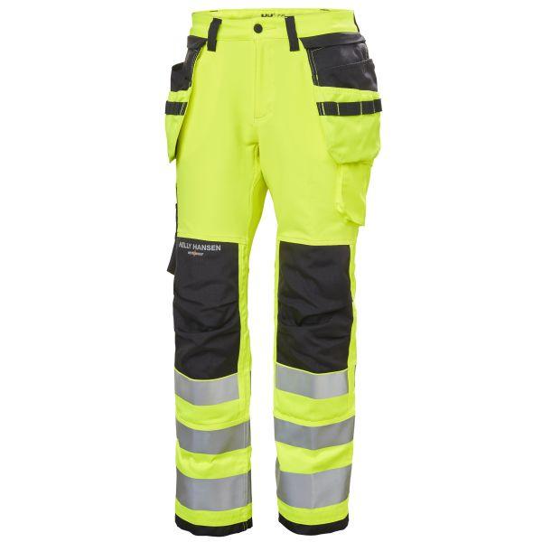 Helly Hansen Workwear Luna Työhousut huomiotakki, keltainen C34