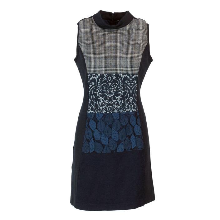 Desigual Women's Dress Blue 165223 - blue 38