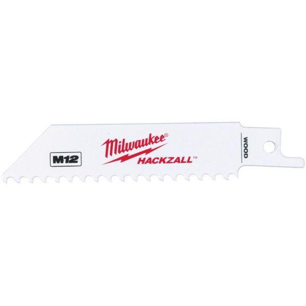 Milwaukee 49005460 Puukkosahanterä 5 kpl:n pakkaus