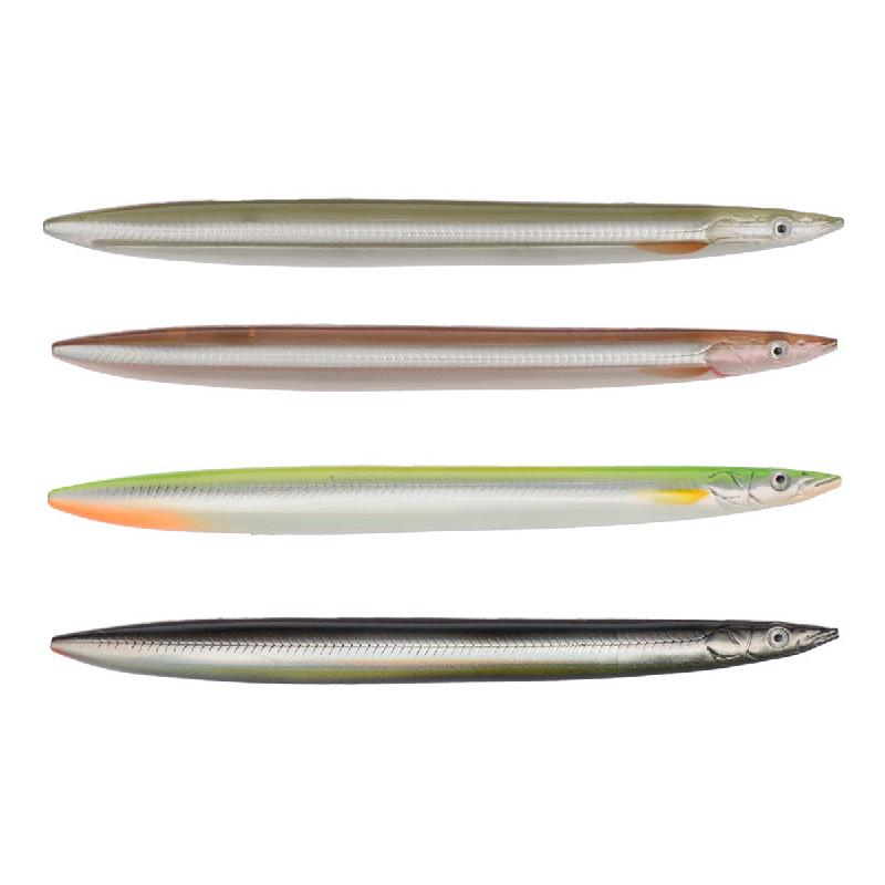 Savage Gear 3D Line Thru Sandeel 19g Eel Pout 12,5cm