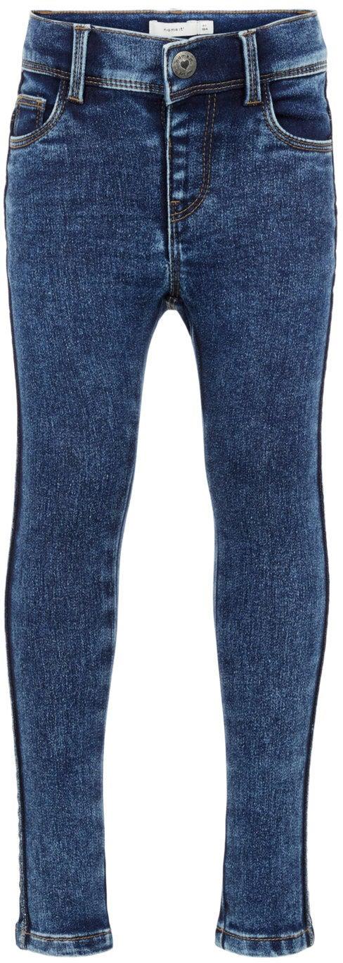 Name it Polly Jeans, Medium Blue Denim 110