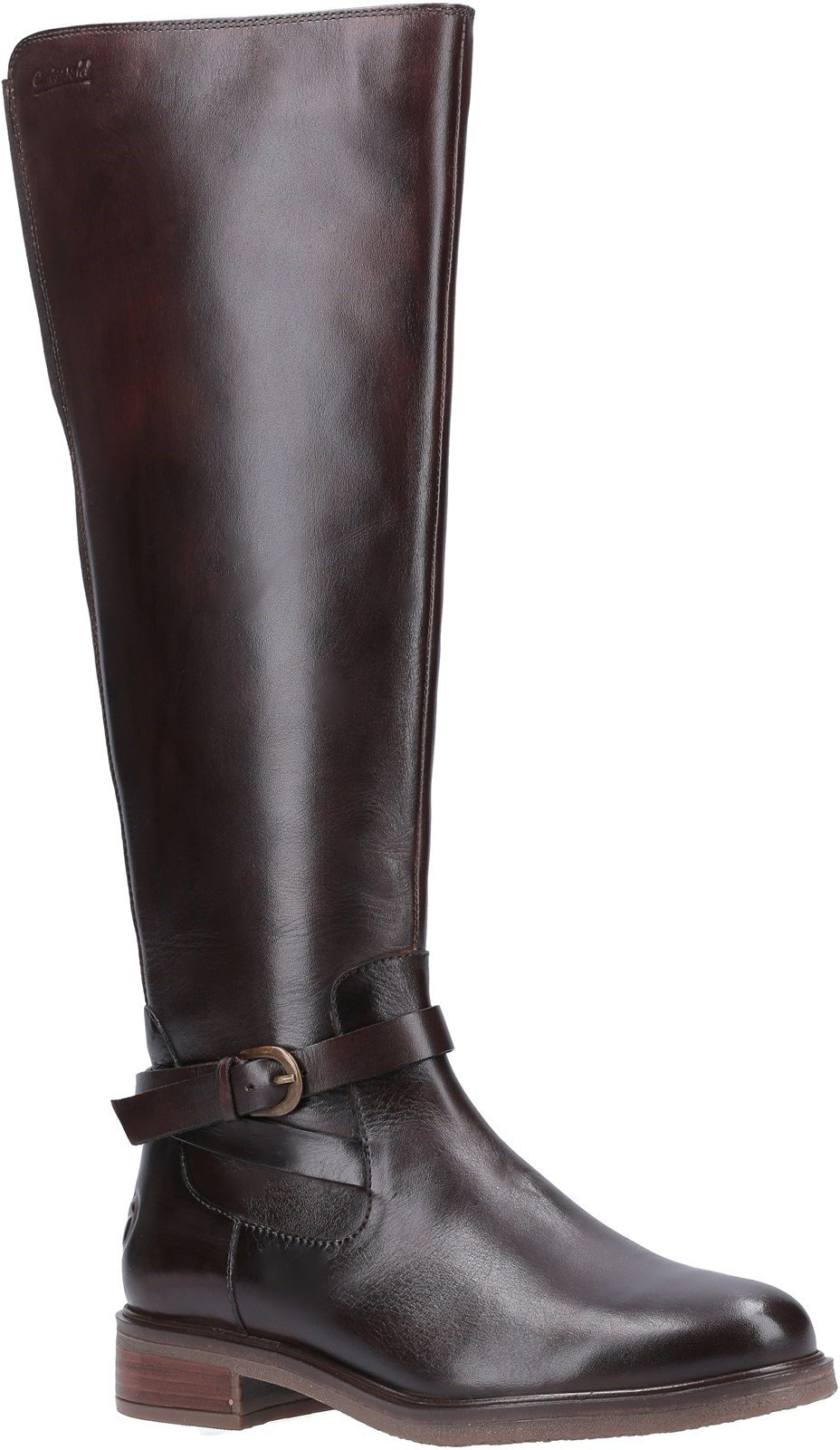 Cotswold Women's Leafield Knee High Boots 30989 - Brown 3