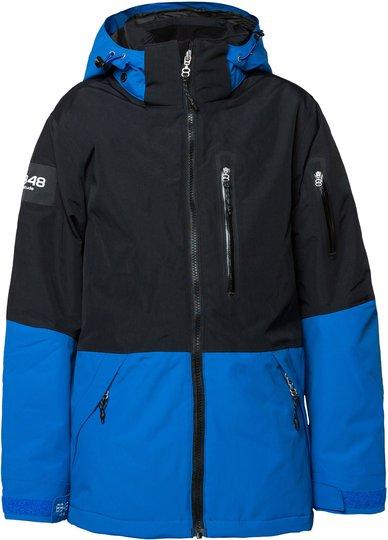 8848 Altitude Kaman Skijakke, Blue 120