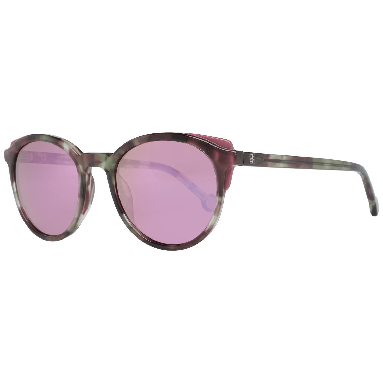 Carolina Herrera Women's Sunglasses Multicolor SHE742 507D7R