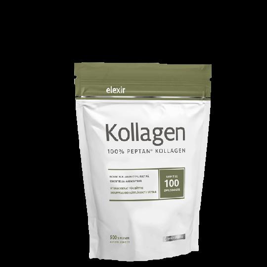 Kollageenia, 100 % Peptan®, 500 g