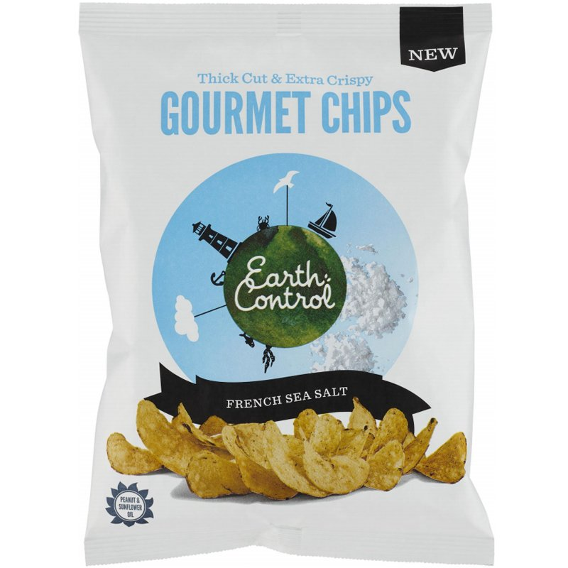 Chips Fransk Havssalt 150g - 50% rabatt