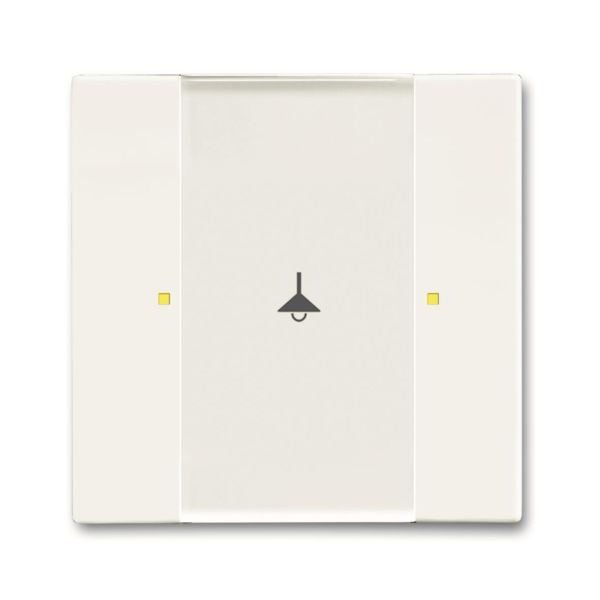 ABB 6115-0-0226 Painike monitoiminen, valkoinen 2 ohjauspistettä