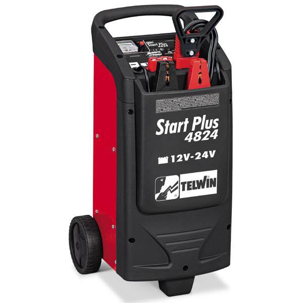 Telwin Start Plus 4824 Starthjelp 12/24V