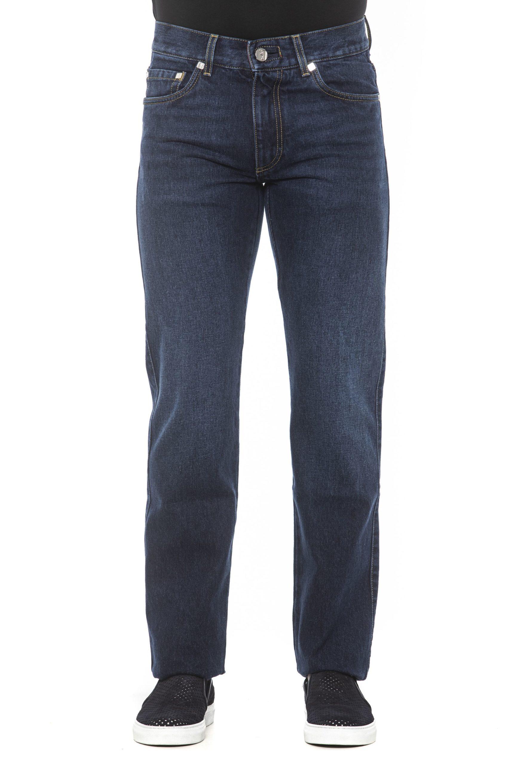 Billionaire Italian Couture Men's Jeans Blue BI1405223 - IT46 | S