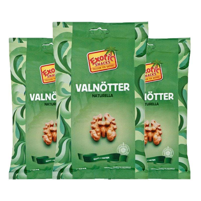 Valnötter 3-pack - 39% rabatt