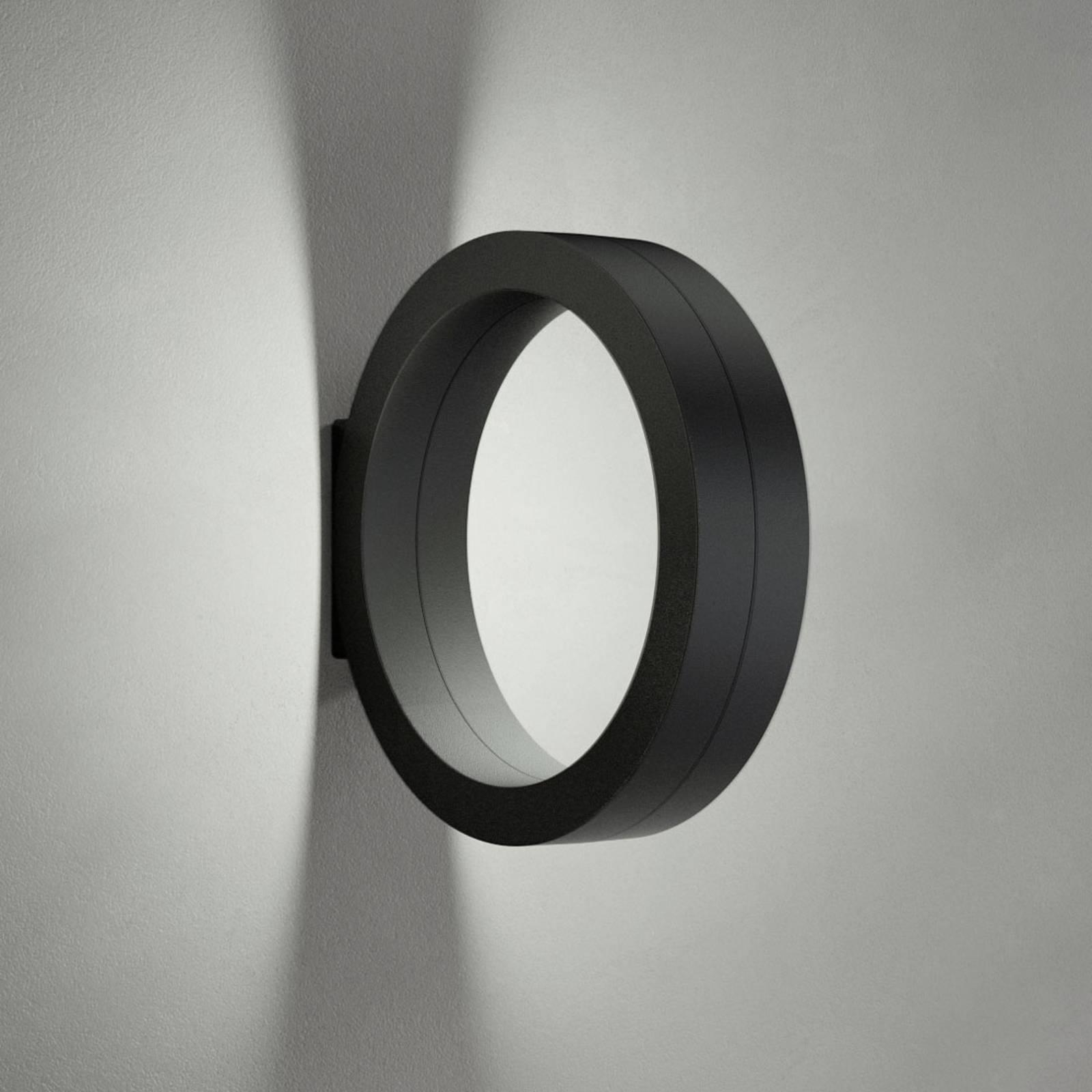 Cini&Nils Assolo - musta LED-seinäamppu himmennys