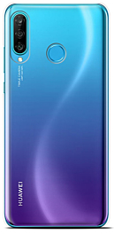 Huawei P30 Lite 2019 Clear Hard Case