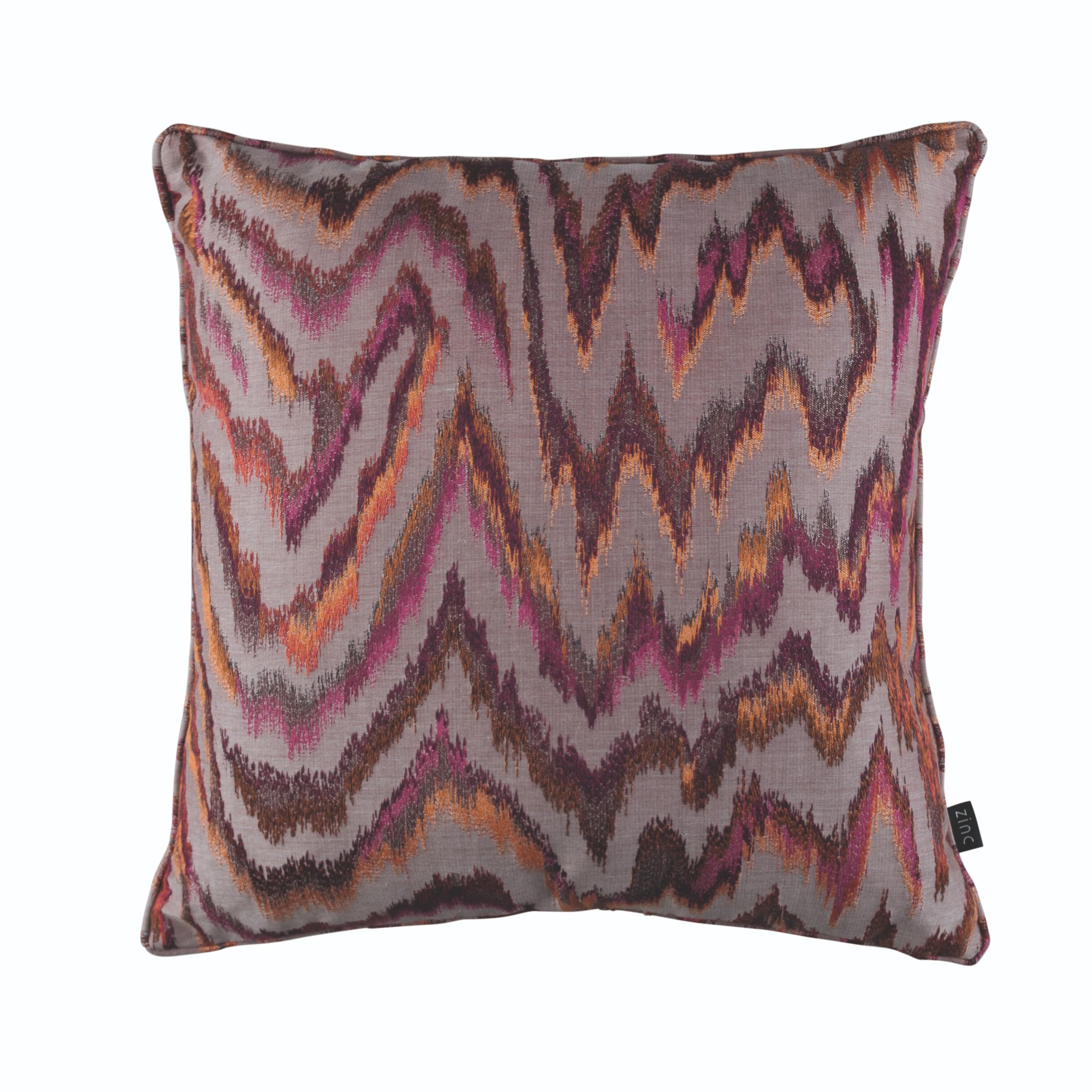 Zinc Romo I Valenza Cushion   Marmolite