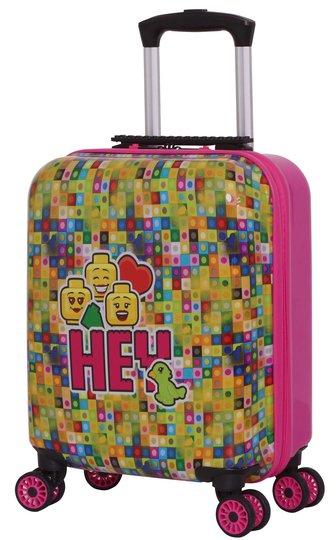 LEGO Minifigiures Trillekoffert Hey Play Date, Pink