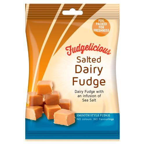 Ryedale Farm Salted Caramel Fudge 220g
