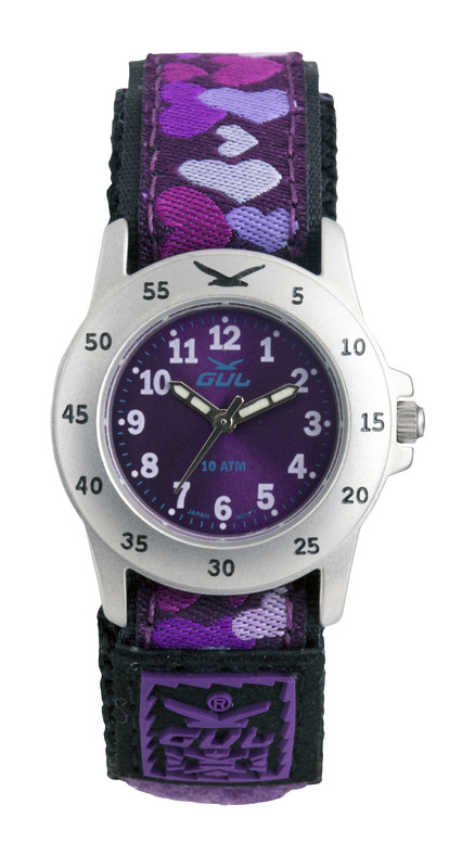 GUL Micro Velcro Purple 4159260