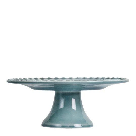 PotteryJo - Daisy Tårtfat 22 cm Cement
