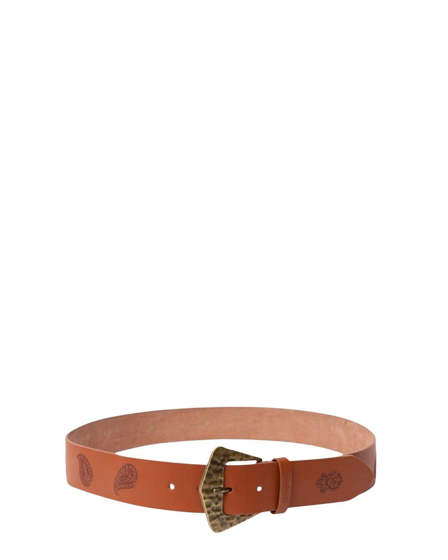 Desigual Women's Belt Various Colours 188439 - brown 90