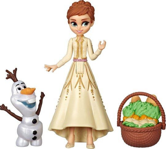 Disney Frozen 2 Doll And Friends Anna