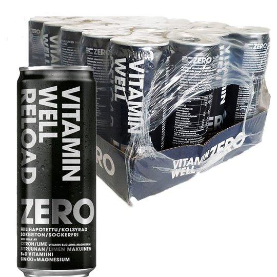 Vitamin Well Sitruuna & Lime 24kpl - 57% alennus