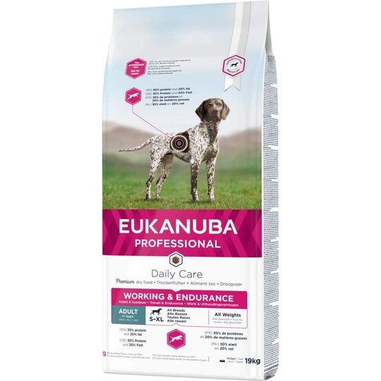 Eukanuba Daily Care Adult Working & Endurance (15 kg)