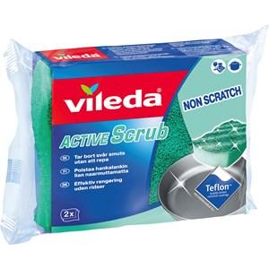 Kökssvamp Vileda Active, 2-pack
